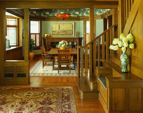 craftsman style homes interiors craftsman style interior design house furniture