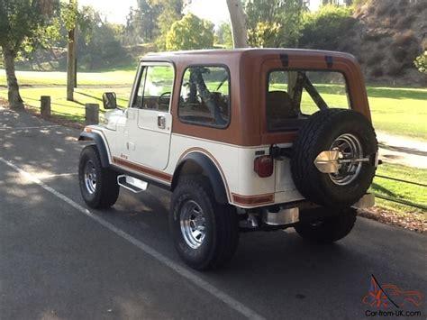 Jeep Laredo For Sale Classic 1982 Jeep Laredo