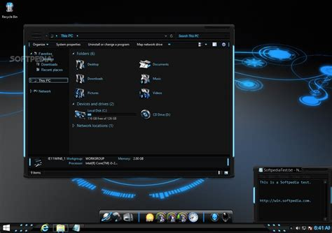 pc themes pack free download download alienware skin pack 4 0