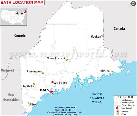 new hshire location usa map bath me