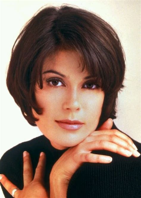 black bob hairstyles 1990 teri hatcher as lois lane love the haircut lois and