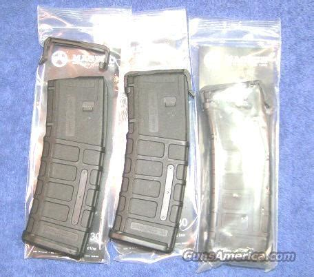 3 magpul 30 round mags pmag ar15 new $39 each for sale