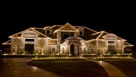 classic christmas light seasonal displays deboer landscapes