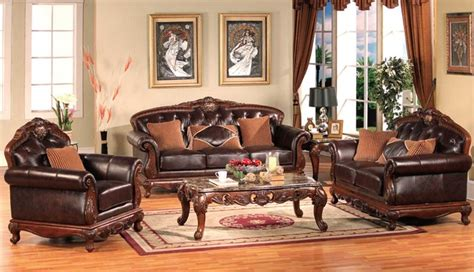 Brown Sitting Room Ideas - traditional living room furniture traditional sofas other metro by dealshopperz