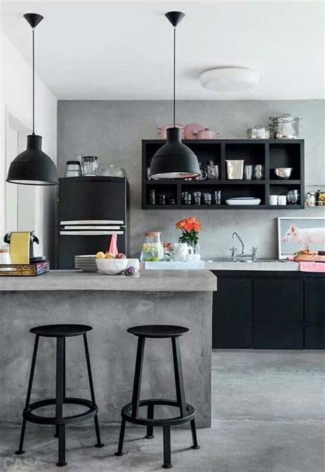 pics for gt industrial kitchen design