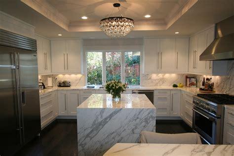 Marvelous White Shaker Cabinets trend San Francisco