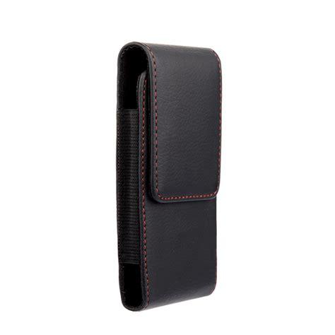 New Belt Clip Holster Leather Skin Cover Pou Limited new border top grade universal holster skin waist