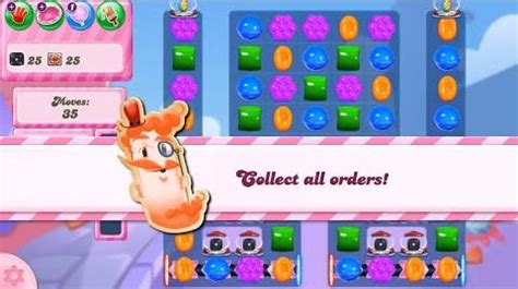 video candy crush saga level 2832 no boosters | candy