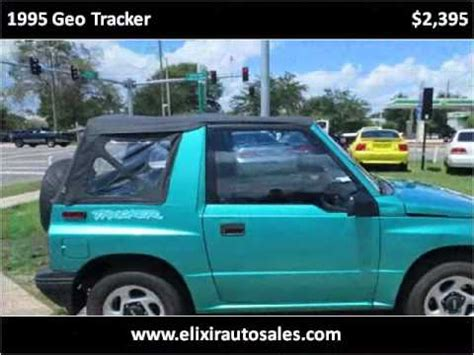 1995 geo tracker used cars jacksonville fl youtube