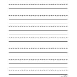 Lined Paper For Writing Practice Writing Paper Templates Print Paper Templates