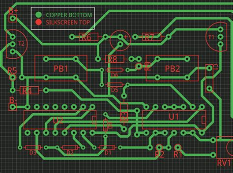 pcb design job consultancy using circuit design software for voltage drops infolific