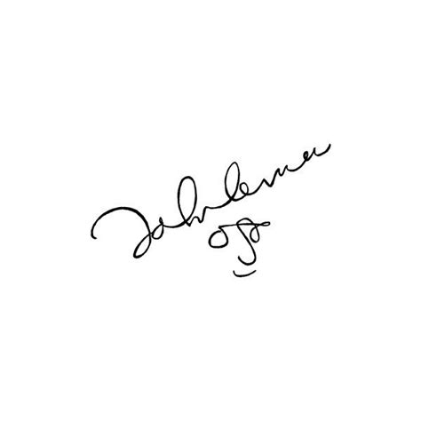 tattoo quotes john lennon john lennon s signature liked on polyvore things to draw