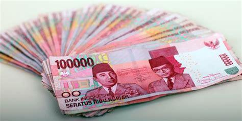 background uang rupiah diklaim salah satu desain uang terbaik sejagat