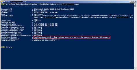 how to fix quot unknown how to fix quot 550 5 1 1 user unknown quot error when sending to a distribution the expta