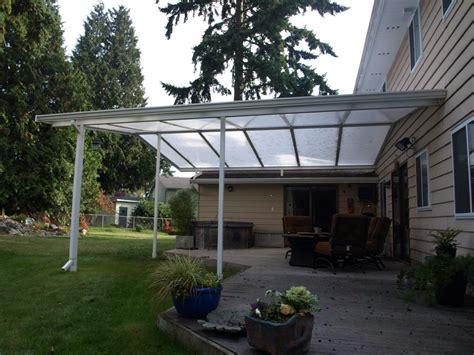 Patio Covers Washington State Acrylite Patio Covers Vancouver Wa Glass Patio Cover