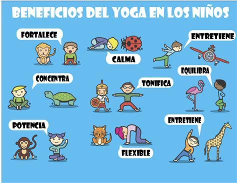 beneficios del yoga en los ni 195 os corregida imagenes educativas