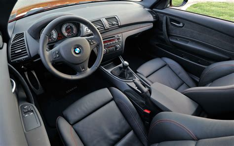 Interior Of Bmw 1 Series by 2011 Bmw 1 Series M Coupe Interior Photo 19 185659
