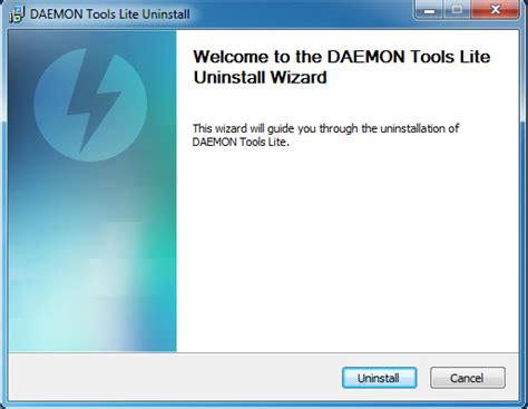daemon tools restart daemon tools quick removal guide how to uninstall daemon