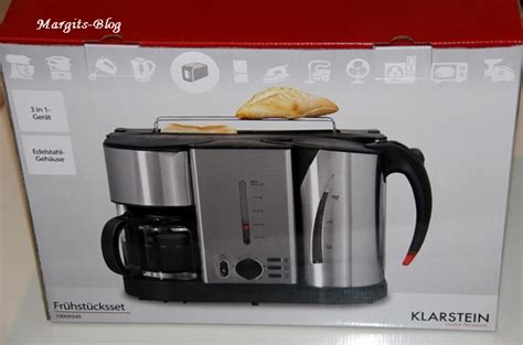 Kombi Toaster Klarstein Kombi Fr 252 Hst 252 Cksset Im Test Margits Lifestyle Blog