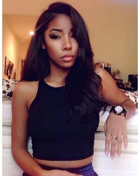 sevyn streeter bob hairstyles 29 best sevyn streeter images on pinterest black girls
