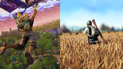 fortnite vs pubg player count pubg still does one thing so much better than fortnite