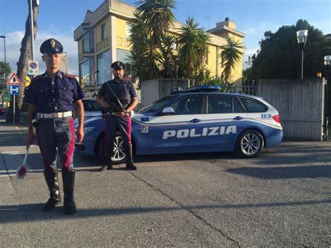 questura di ascoli piceno permesso soggiorno alba adriatica controlli della polizia tre denunce
