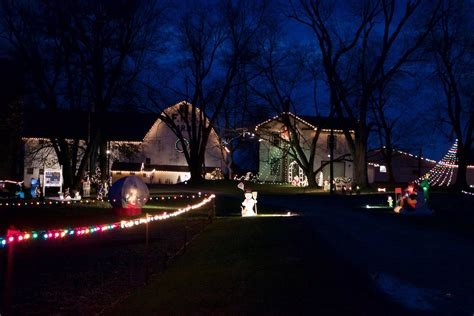 Hershey Lights by Hershey Farm Display A Family Tradition For