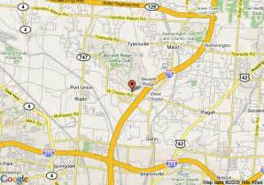 West Chester Ohio Map by Map Of Staybridge Suites Cincinnati North West Chester