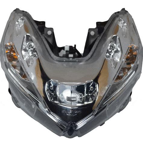 Lu Led Vario 125 headlight assy lu depan vario 125 150 esp 3310ak59a10