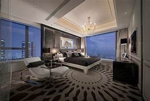modern master bedroom synergistic modern spaces by steve leung