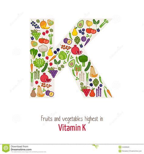 vegetables low in vitamin k vegetables with vitamin k
