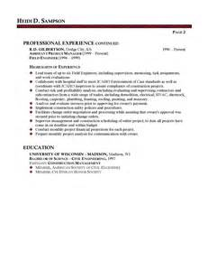 Facilities Officer Cover Letter by Exle Of Addendum Letter Professional Facilities Manager Resume Sle