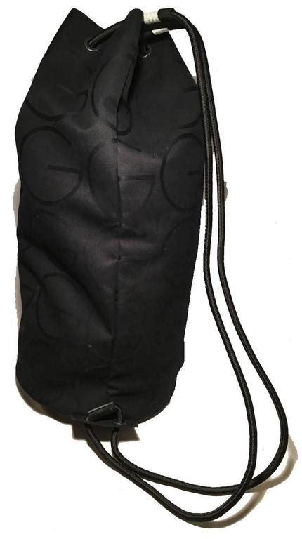 Tas Gucci Sling Bag Set 2 In 1 Series Jj 8192 gucci black canvas sling backpack bag for sale at 1stdibs