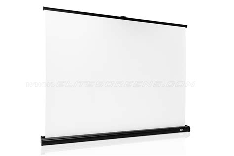 elite screens pico screen series light weight portable