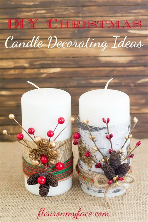 candle decorating ideas with ribbon 25 best ideas about ribbon on ribbon crafts tree