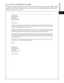 cover letter tips cover letter format for resume exles resume format 2017