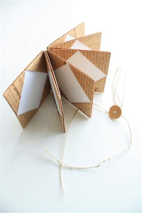 Origami Photo Album - origamisan origami mini album