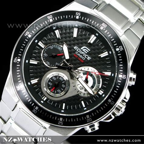 Casio Edifice Ef 520d 1av buy casio edifice gents chronograph ef 552d 1av ef552d buy watches casio nz watches