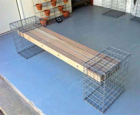 Curved Fire Pit Bench Gabion Cages Custom Design Gabion Walls Australia