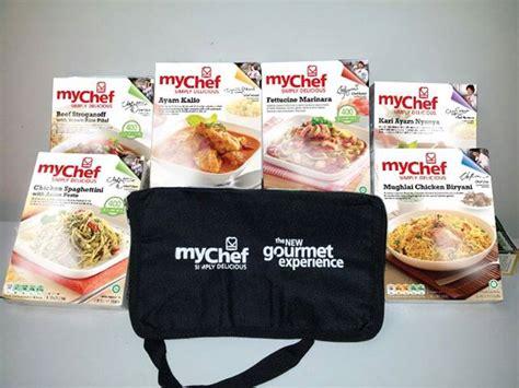 produk makanan frozen food mychef halal muslim moh viral
