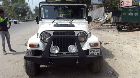 mahindra thar modified seating mahindra thar diesel crde 4x4 price specs review pics