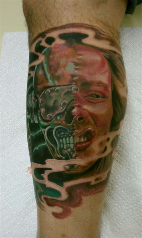 tattoo expo in san antonio quot dave mustaine vic rattlehead quot tattoo of the day san