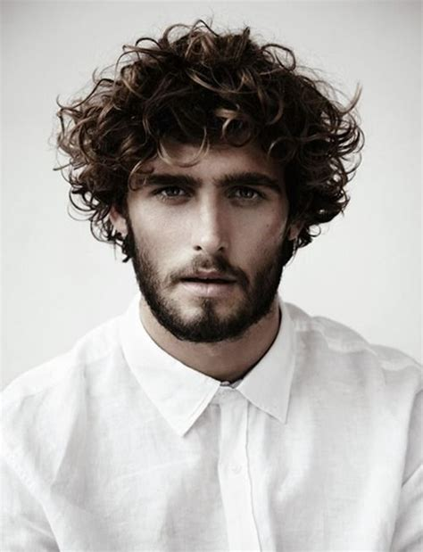 beard styles for men mens hairstyle 6 attractive beard styles for men who ve curly hair