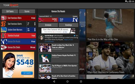 bench report team stream by bleacher report android apps on google play