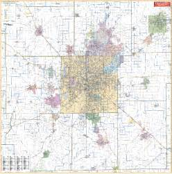Indiana Zip Code Map by Zip Code Indianapolis Indiana Map