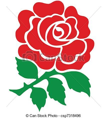 Small Home Plans Free by Clip Art Vector Of Red Rose National Emblem Of England