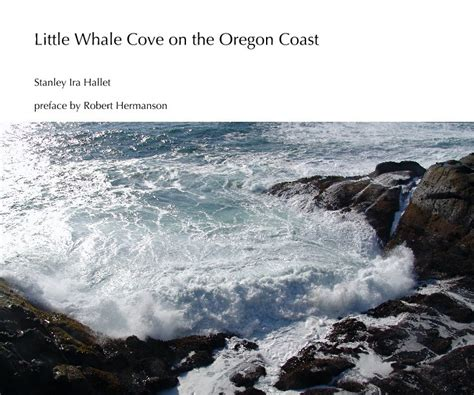 little whale cove on the oregon coast by stanley ira