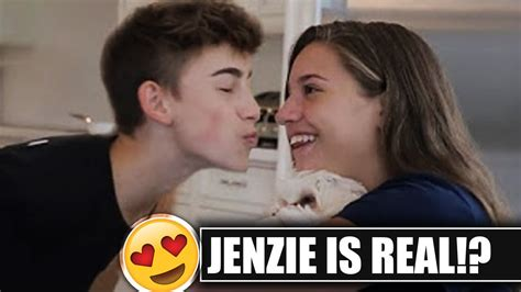 Is Real by Jenzie Is Real Johnny Tries To Mackenzie