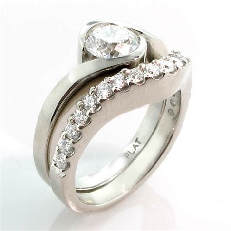 Designer Eheringe by Custom Wedding Rings Bridal Sets Engagement Rings