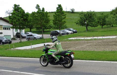 Motorrad Tuning Karlsruhe by Kawasaki Treffen Singleb 246 Rsen Karlsruhe